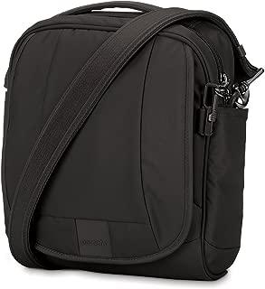 Pacsafe Metrosafe LS200 7 Liter Anti Theft Crossbody/Shoulder Bag-Fits 10 inch Tablet for Women & Men
