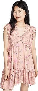 Women's Wild Bloom Mini Dress