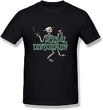WunoD Men's Social Distortion T-Shirt