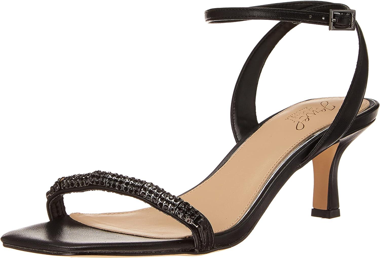 Jewel Badgley Mischka Women's Charisma Heeled Sandal
