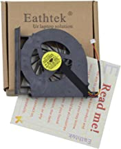 Eathtek Replacement CPU Cooling Fan for Hp CQ61 G61 G61-100 G61-100 G71 CQ71-100 CQ71 CQ61-103TU CQ61-108TU CQ61-110TU CQ61-110TX CQ61-111TX CQ61-124TU CQ61-125TU CQ61-126TU series