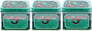 Bag Balm - 8 Ounce Tins - 3 Pack