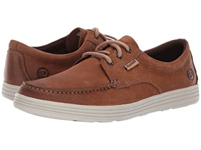 Dunham Colchester Moc Low (Brown) Men