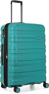 Antler 4227129016 Juno 2 4W Medium Roller Case Suitcases (Hardside), Teal, 68 cm
