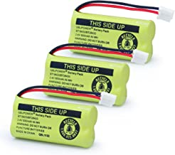4 Pack SPS Brand 2.4V 650mAh Replacement Battery for VTech CS6219