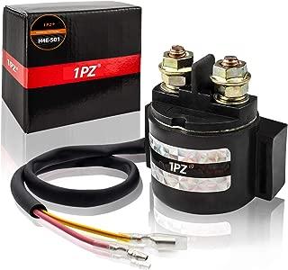 1PZ H4E-S01 Premium Ignition Starter Magnetic Solenoid for Honda TRX 400 EX TRX400EX Fourtrax 1999 2000 2001 2002 2003 2004 2005 2006 2007 2008