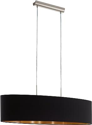5 Globo Chrome Asia X Lampe W Suspension 4 Led SpGqMzUV
