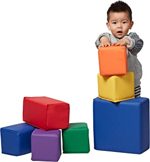 soft foam play blocks
