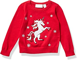 The Children's Place Baby Girls Holiday Sweater