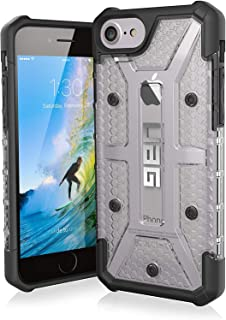 UAG Apple iPhone 8 / iPhone 7 / iPhone 6s / iPhone 6 [4.7-inch Screen] Plasma Light Rugged Military Drop Tested iPhone Cas...