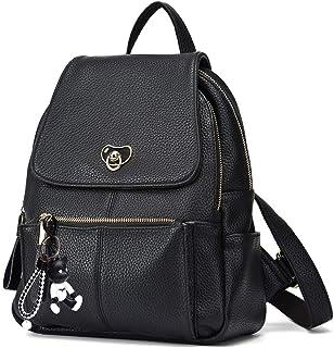 AINUOEY Damen Rucksackhandtaschen Elegant Anti Diebstahl Frau Damenhandtaschen Stadtrucksack Henkeltaschen