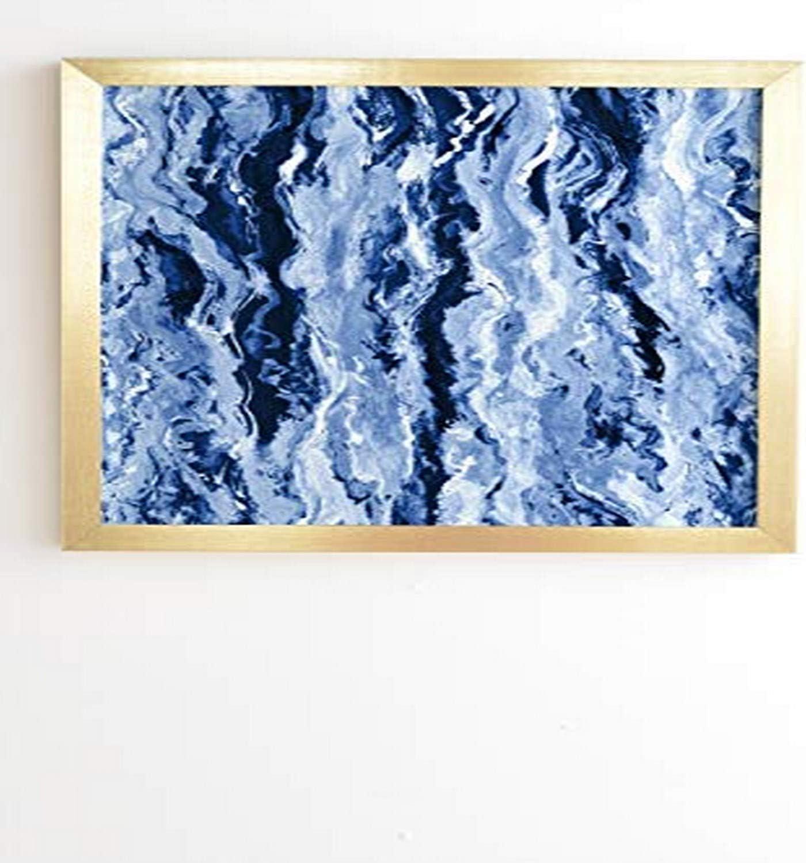 Deny Designs Lisa Argyropoulos Financial Super sale sales sale Gold Wall Art 30