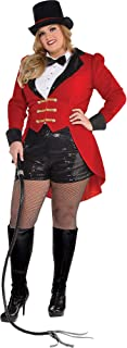 Best plus size ringleader costume Reviews