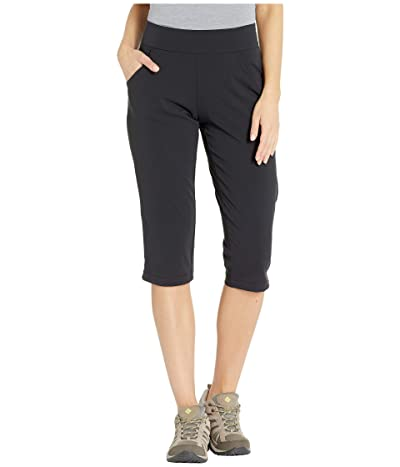 Columbia Anytime Casual Capris (Black) Women