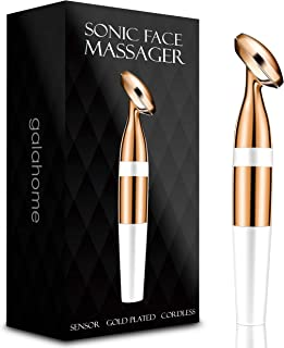 galahome Face Massager, Premium Skin Care Tool for Facial Skin Firming, Lifting & Wrinkles Removal, Reduce Fine LInes, Anti Aging Massage Device, Safe for All Skin Types, Portable for travel