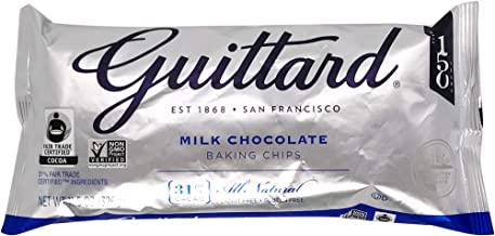 Guittard Baking Chips, Milk Chocolate, 11.5 oz