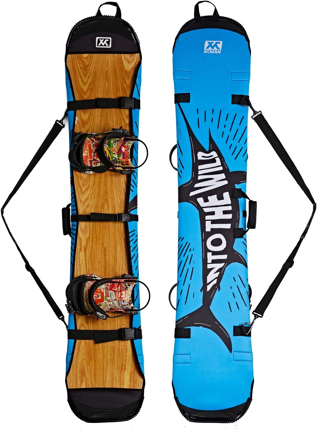 XCMAN Snowboard Sleeve Cover Case Stora Bag Max 79% OFF Special price for a limited time Travel for
