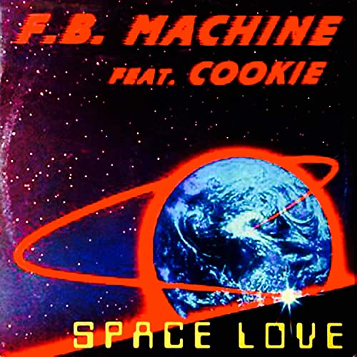 Space Love (feat  Cookie) (Radio Edit) by Cookie F B