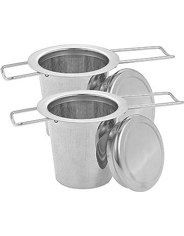 filtro de colador grado alimenticio Filtro de t/é para taza Filtro de colador de t/é de silicona con forma de caca Infusor de broma herramienta de bebida reutilizable seguro hojas sueltas bolsas de t/é