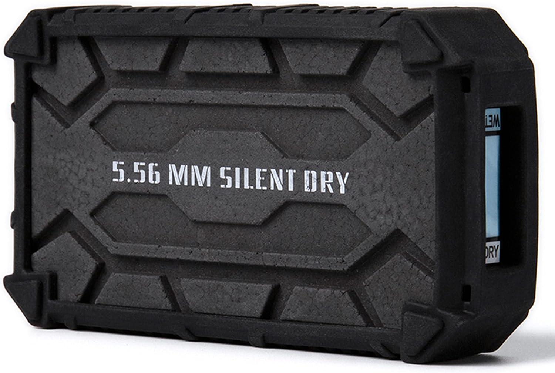 SD SILENT DRY Max 88% OFF Pioneer Gun Excellent Reusable Wireless Dehumidifier Safe