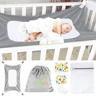 Baby Crib Hammock, Like Womb, Infant Hammock Bed, Enhanced Safety Features, Very Soft Fabric, Newborn Nursery Bed, Plus BabyWay Gift Bag