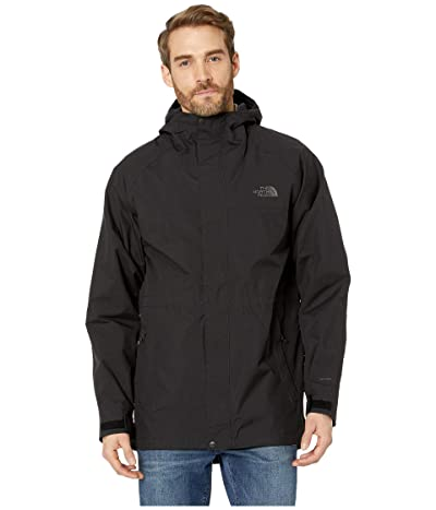 The North Face City Breeze Rain Parka (TNF Black) Men