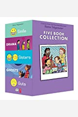Raina Telgemeier Collection Box Set (5 books) Product Bundle