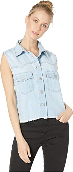 Sleeveless Addison Shirt