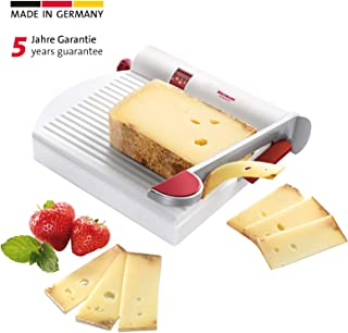 Westmark Germany Multipurpose Stainless Steel Cheese and Food Slicer with Board and..