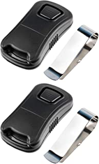 2 for Genie Intellicode Garage Door Opener Remote G1T-BX