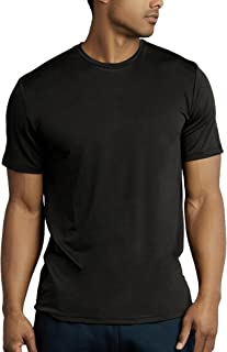 ToBeInStyle Men's Short Sleeve Crew Neck Athletic T-Shirts
