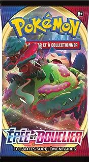 Pokemon Epée et Bouclier-Série 1 (EB01) : Booster, POEB02