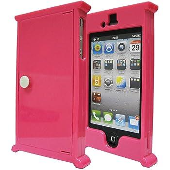 グルマンディーズ ドラえもんどこでもドアiPhone4/iPhone4S共用カバー DR-09A