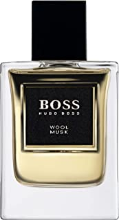Hugo Boss Collection Wool And Musk Men's Eau de Toilette, 50 ml