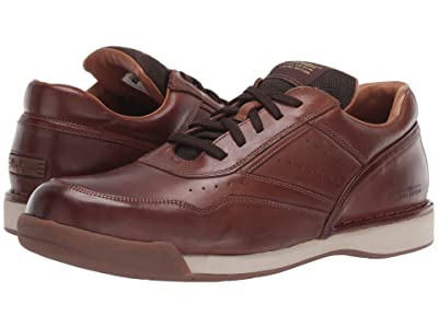 Rockport Prowalker 7100 LTD (Dark Brown Burnished Leather) Men