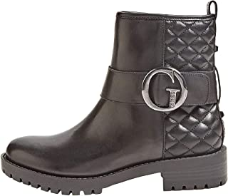 Women's Hadasa Quilted Leather Logo Boots