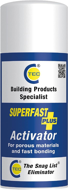 CT1 S7 501101 Activador Super Fast Plus, Transparente, 150m l