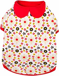 Blueberry Pet 4 Designs Soft & Comfy Dog Dress
