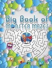 Best monster maze book Reviews