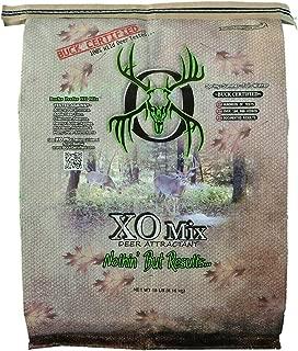 BUCK CERTIFIED XO Mix Deer Attractant 18 lbs of Attraction