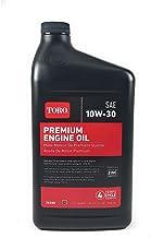 Toro 38280 SAE 10W30 4-Cycle Engine Oil – 32 OZ Bottle