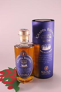 Grappa affinata in botti da Rum 44 % - Antica Distilleria Sibona