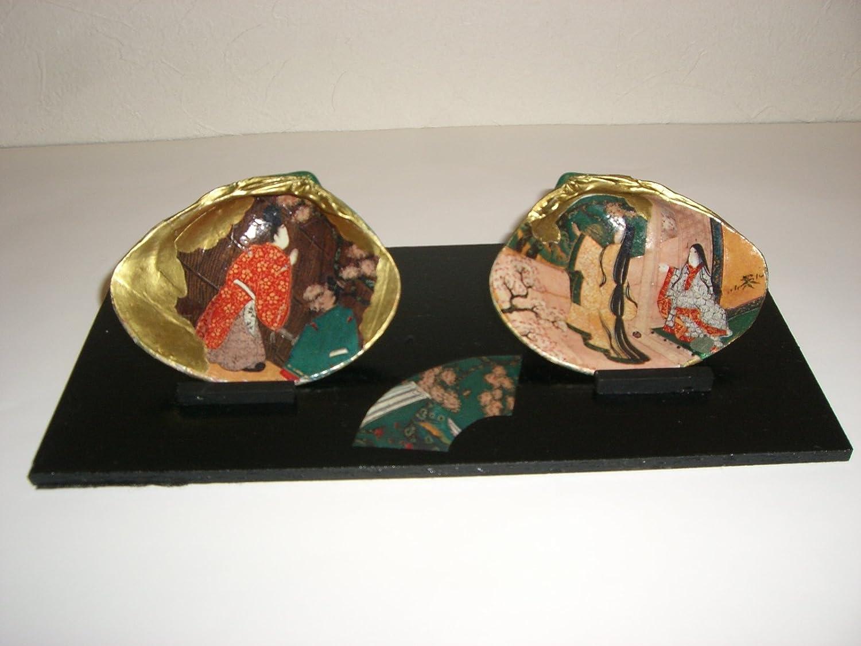 Wakamurasaki - Schalentiere Ausrichtung Spezialitten von Genji Bildrolle - (Japan-Import)
