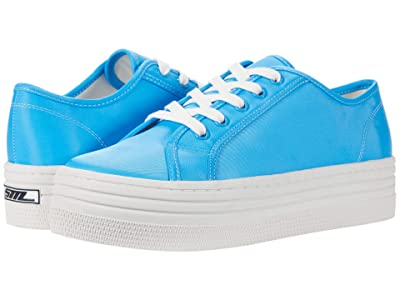 Steve Madden Bobbi 30 Sneaker (Blue) Women