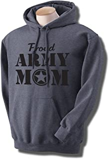 Pullover Hoodie Teely Shop Mens Best Mom OLW Edition Mothers Day Cute Gildan