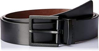 Van Heusen Men's Etched Reversible Belt