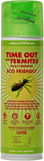Time Out For Termites, Eco-Friendly Insecticide