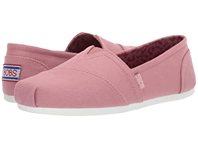 BOBS from SKECHERS Bobs Plush Peace Love (Raspberry) Women