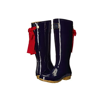 Joules Evedon Tall Boot (French Navy 2) Women