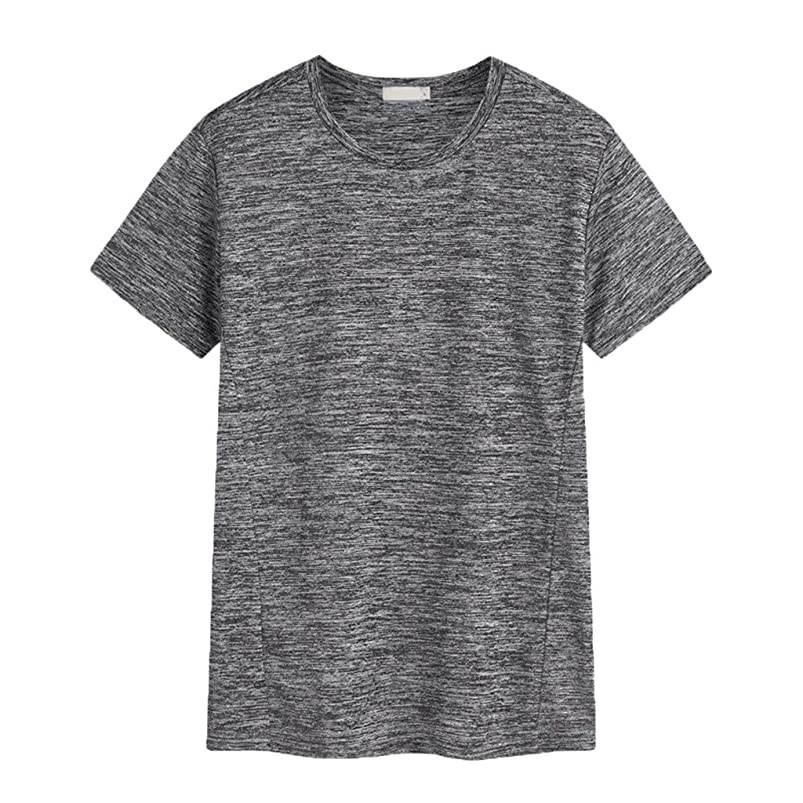 現実的提供する債務者メンズ シャツ Rexzo メンズ 大きいサイズ 吸汗速乾 スポーツシャツ 機能性 運動用 Tシャツ 柔らかい 通気性 カジュアル トップス 着心地 上質 スウェットシャツ 運動 遠足 ジョギング 登山